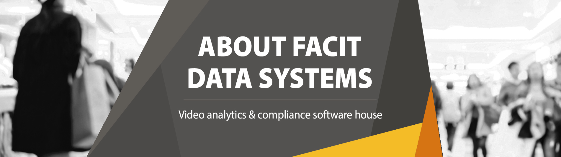 Video analytics & compliance software house